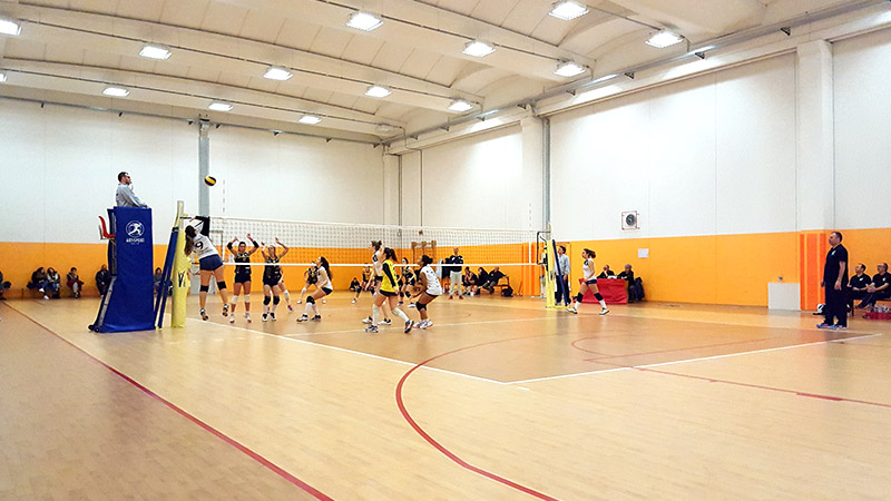 Rubicone In Volley vs Involley - 1