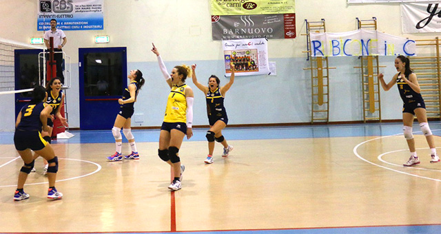 Rubicone In Volley vs Forli