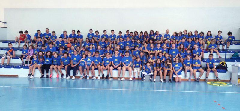Volley Summer Camp 2016 - Foto di gruppo