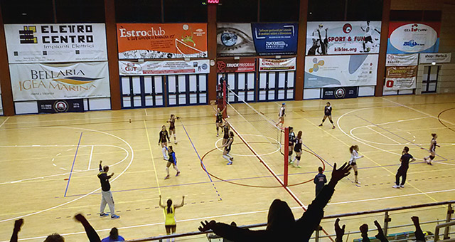 Rubicone In Volley vs Bellaria Igea Marina