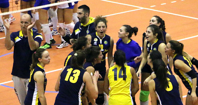 Rubicone In Volley vs Ozzano