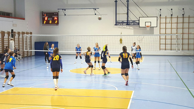 U14F Acerboli vs Rubicone In Volley
