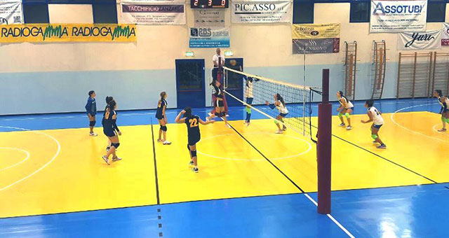 U14F Rubicone In Volley vs Idea Volley