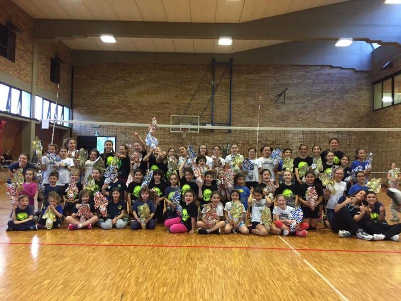 MiniVolley - Torneo Pasqua 2017