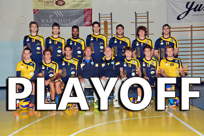 Rubicone In Volley Serie C Maschile 2016-2017 - PlayOff