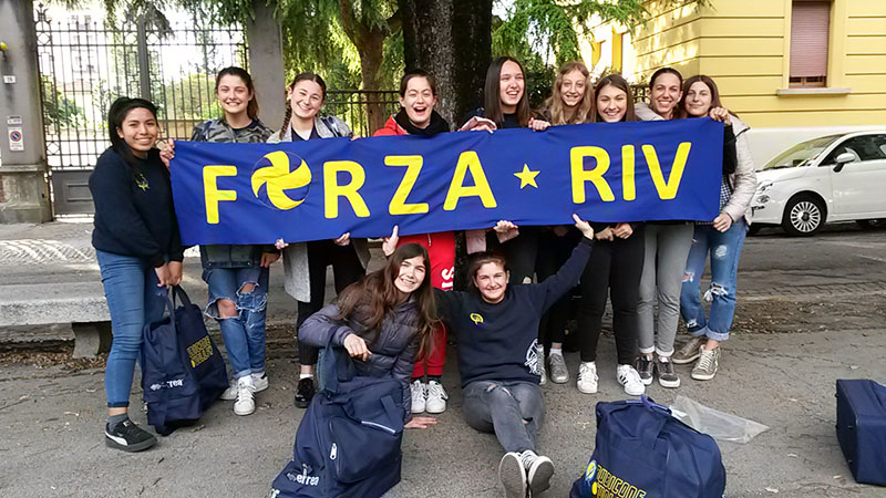Rubicone In Volley - Under 14 femminile - Volata finale