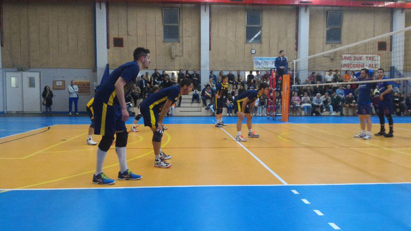 Fasipol MO vs Rubicone In Volley