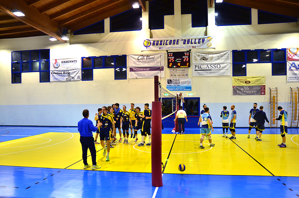 Rubicone In Volley vs Vaneton Interclays RE