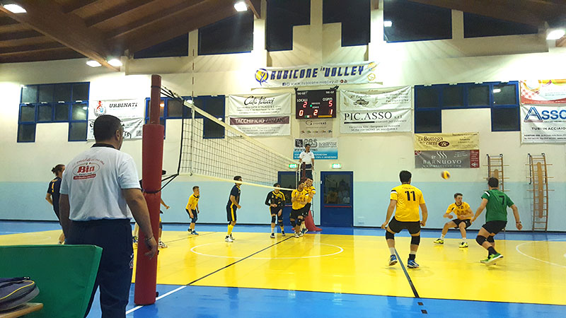 Rubicone In Volley vs Zinella