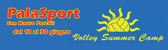 Volley Summer Camp 2017 - Rubicone In Volley