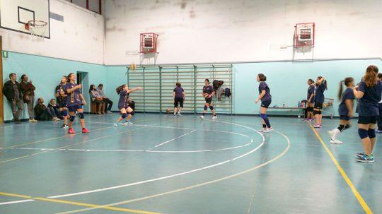 Rubicone In Volley vs Cervia - Under 13