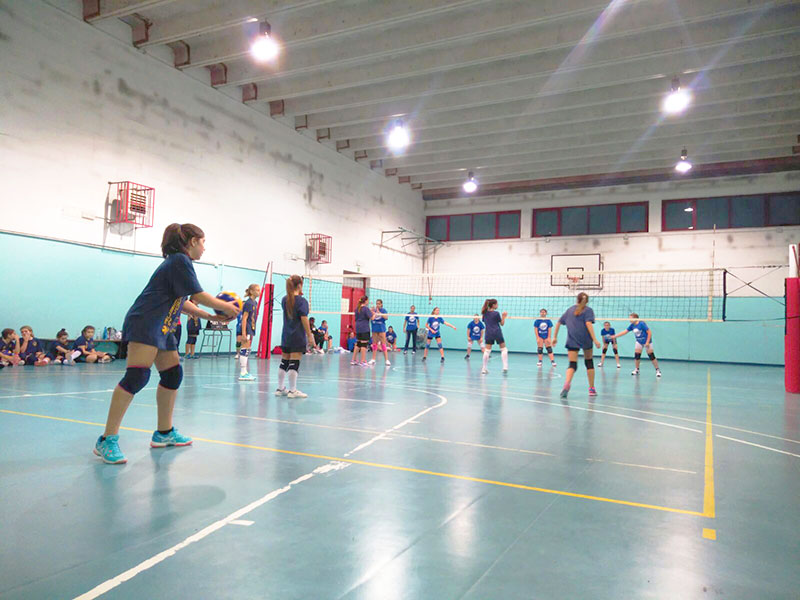 Rubicone In Volley vs Cervia - Under 13