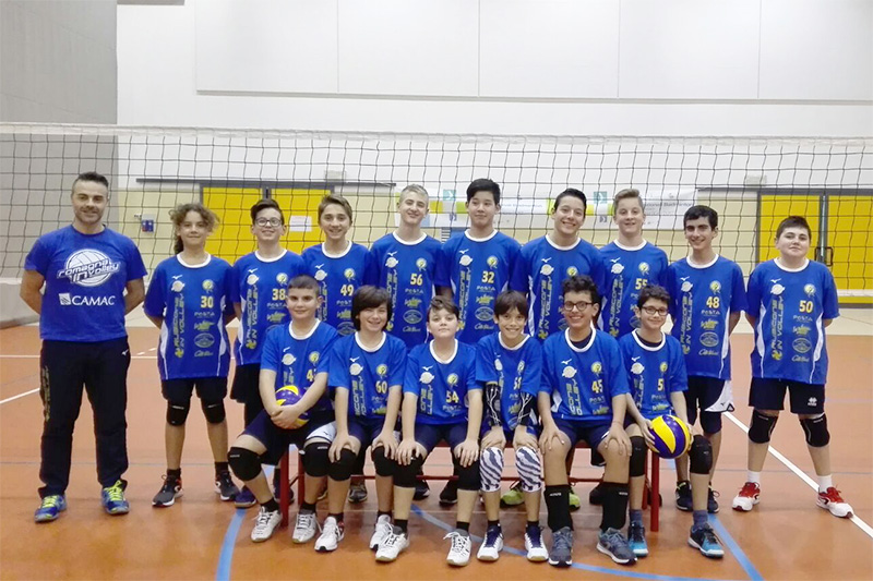 Rubicone In Volley - Under 13 Maschile - 2017-2018