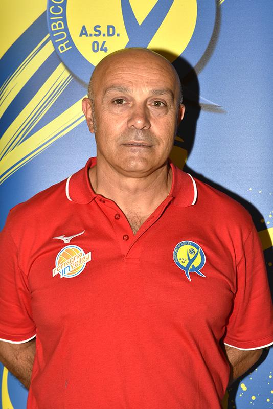 Luigino Pieroni - Presidente Rubicone In Volley