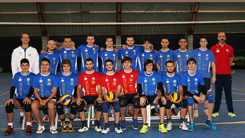Rubicone In Volley - Prima Divisione Maschile - 2017-2018