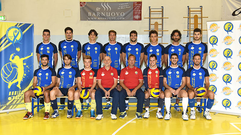 Rubicone In Volley Serie C Maschile 2017-2018