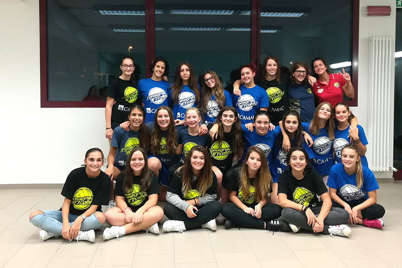 Rubicone In Volley - Under 14 femminile - 2017-2018