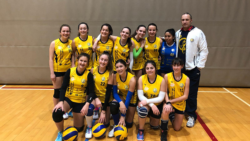 Rubicone In Volley - Under 16 Femminile Arcobaleno - 2017-2018