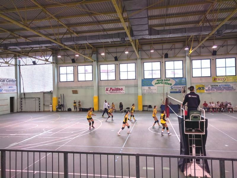 Misano - Rubicone In Volley - 2a div F - 2