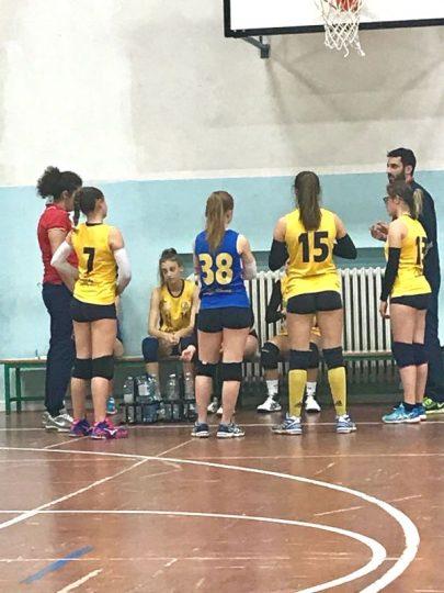 Riccione Volley - Rubicone In Volley - Under 16 f