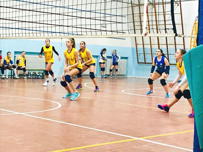 Riccione Volley - Rubicone In Volley - Under 16 f