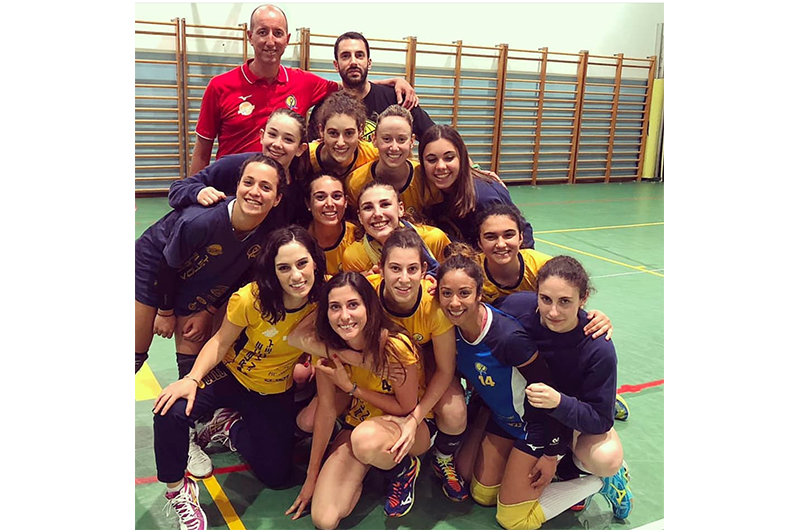 Rubicone In Volley PGS Bellaria Play off