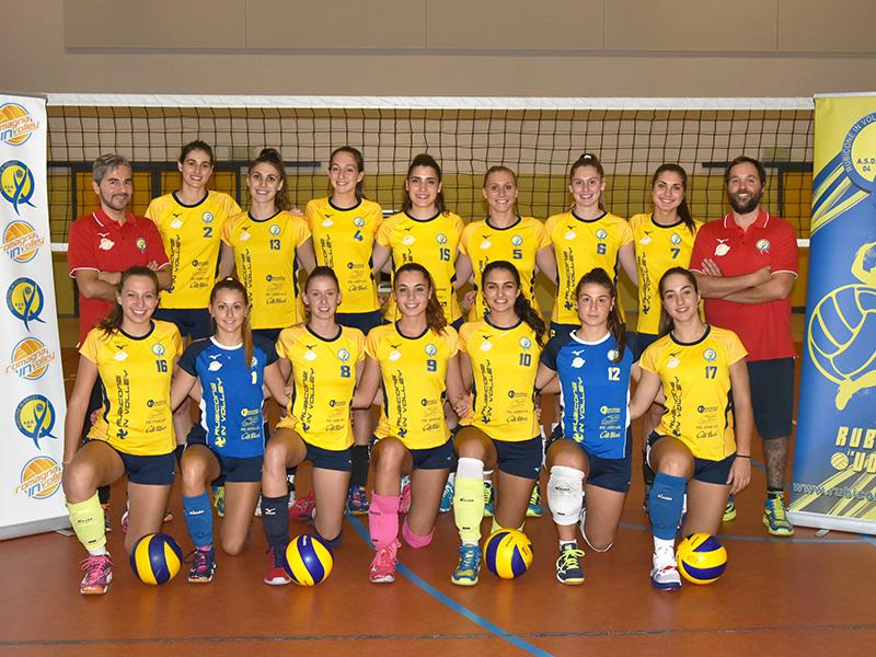 Rubicone In Volley - Serie C Femminile - 2018-2019