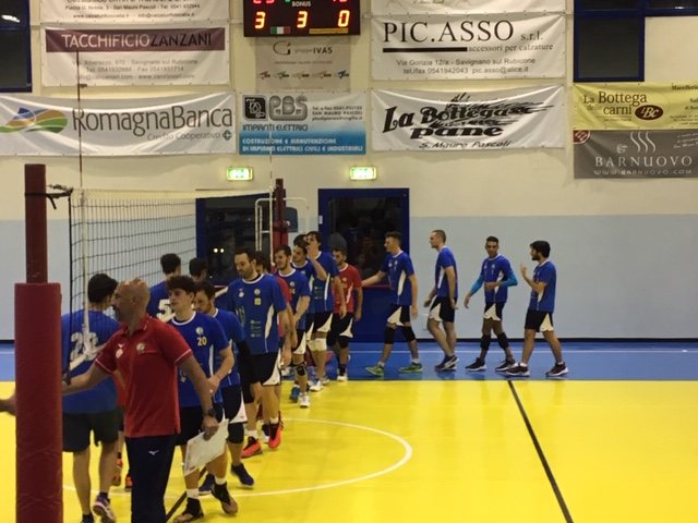 1aDM - Rubicone In Volley vs Nuova Consolini