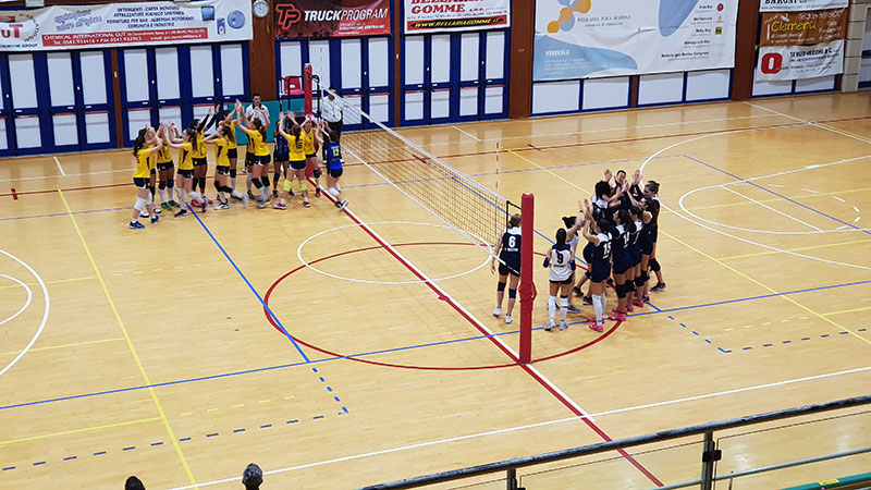 CFC - Bellaria vs Rubicone In Volley