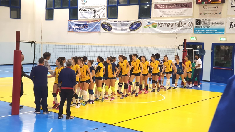 CFC - Rubicone In Volley - Massavolley
