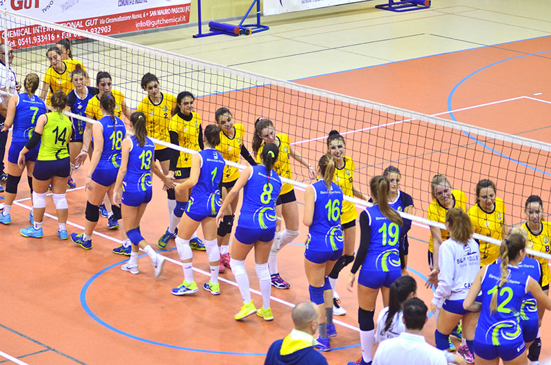 CFC - Rubicone In Volley vs Banca San Marino
