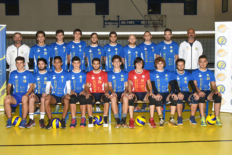 Rubicone In Volley - Prima Divisione Maschile - 2018-2019