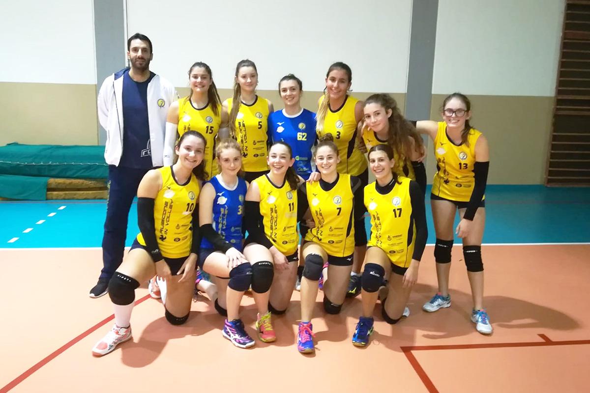 Rubicone In Volley - Seconda Divisione Femminile - 2018-2019
