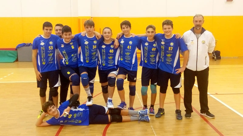 Rubicone In Volley - Under 16 Maschile - 2018-2019