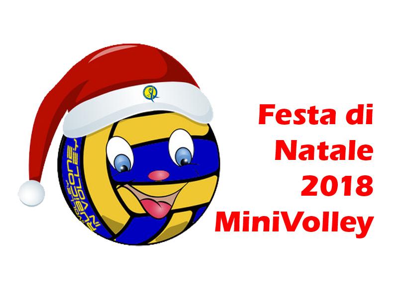 Festa di Natale 2018 MiniVolley