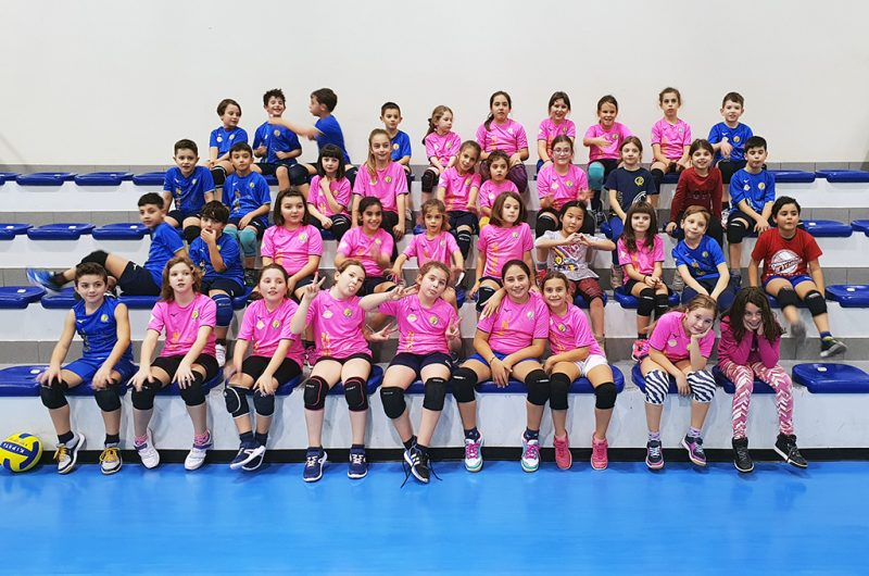 Rubicone In Volley - Minivolley - 2018-2019