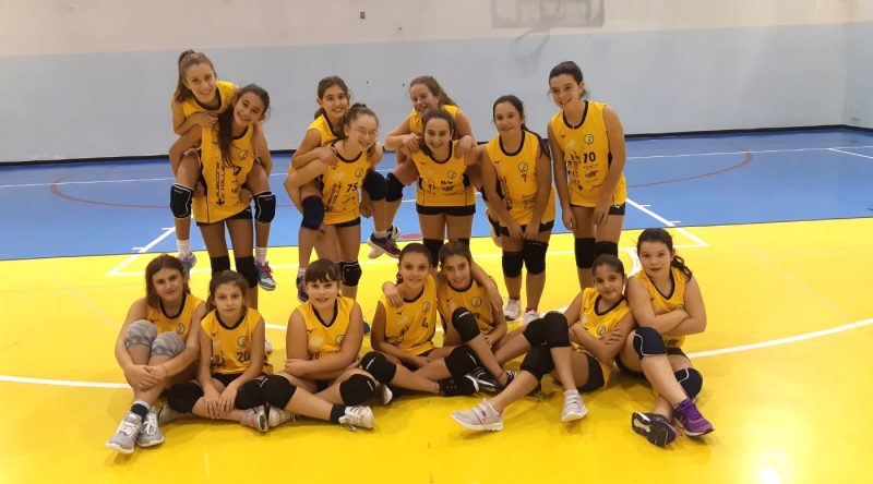 Rubicone In Volley Under 12 Femminile 2018-2019