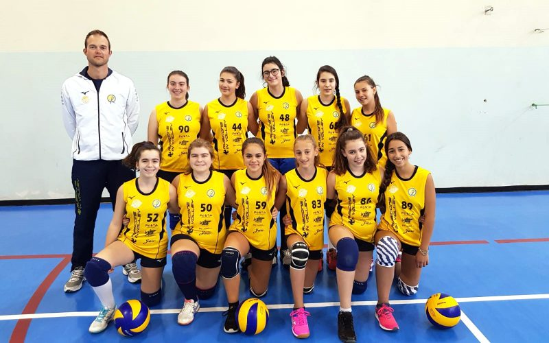 Rubicone In Volley - Under 14 femminile 2018 - 2019