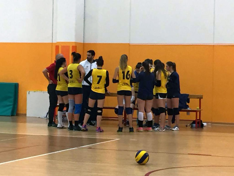 2aDF Rubicone In Volley vs Bellaria - 1