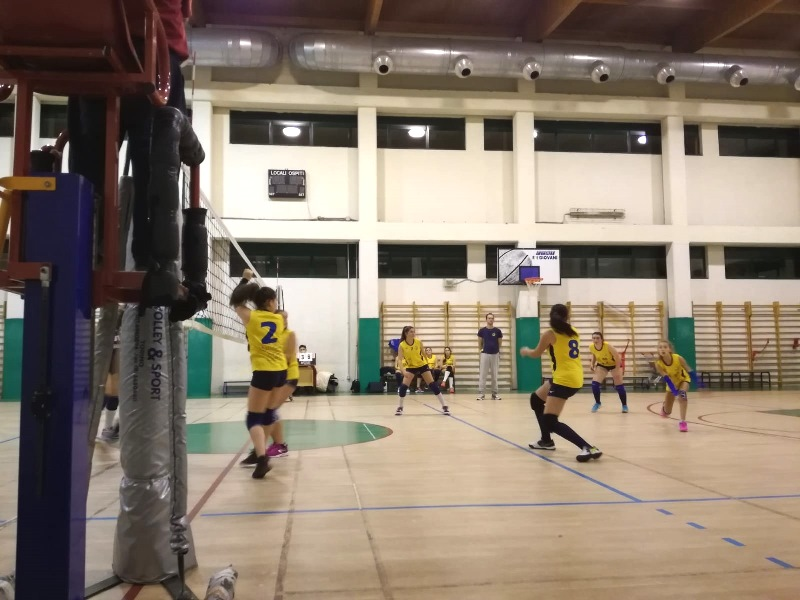 Under 14 F Rubicone In Volley 2018-2019 - Pool B