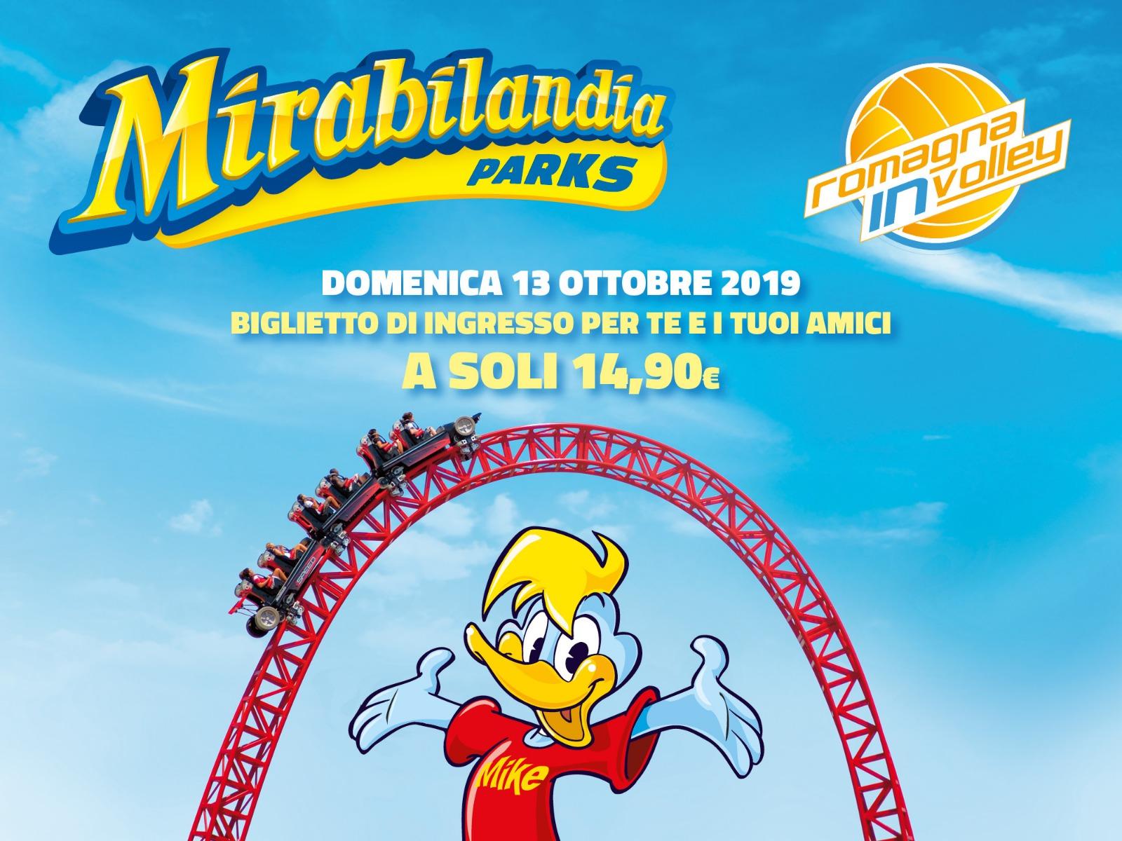 Festa inizio stagione RIV Mirabilandia 2019-2020