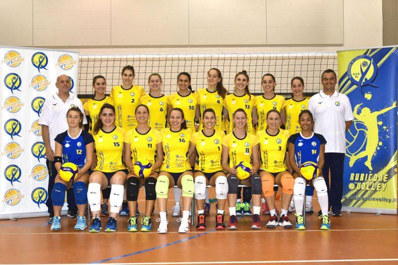 Rubicone In Volley - Serie C Femminile 2019-2020 1024x684