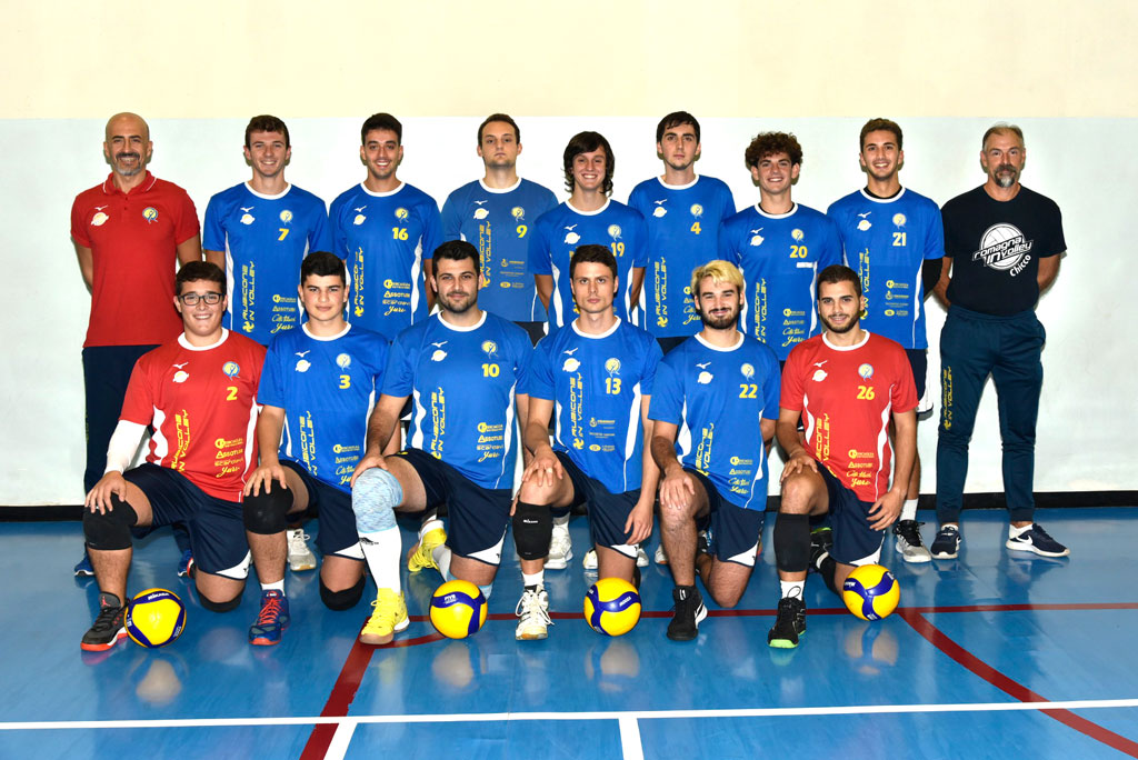 Rubicone In Volley - Serie D Maschile 2019-2020