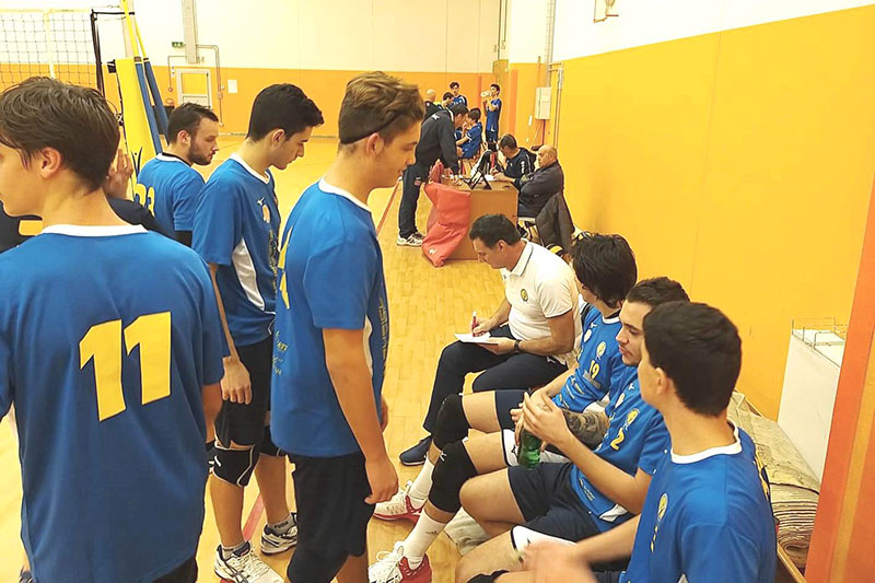Prima Divisione Maschile Rubicone In Volley