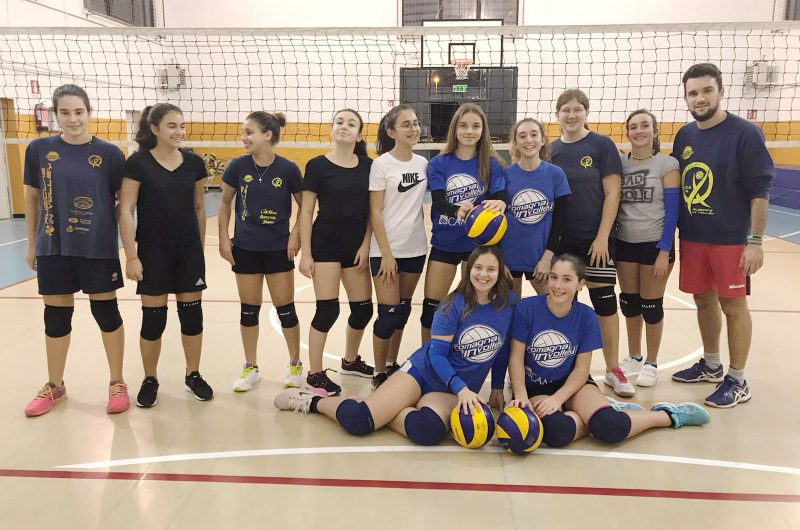 Rubicone In Volley - Under 16 F B 2019-2020
