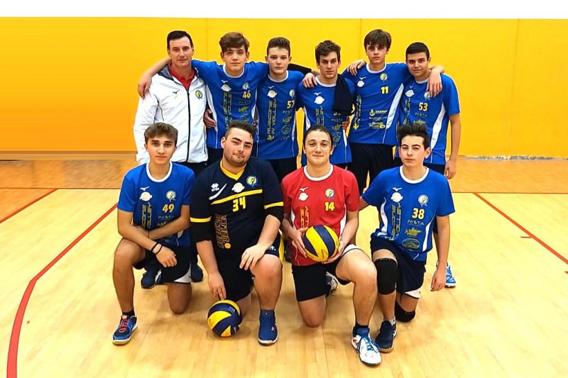Rubicone In Volley Under 18 maschile 2019-2020