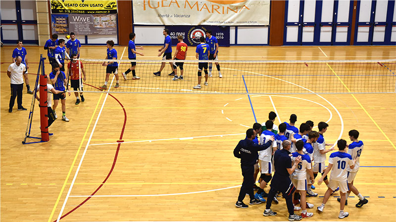 DM - Bellaria vs Rubicone in Volley