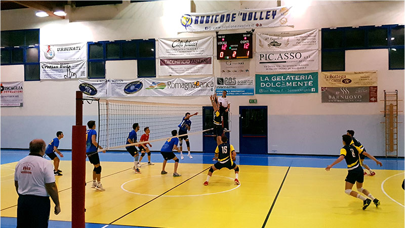 DM - Rubicone In Volley vs Sesto Imolese