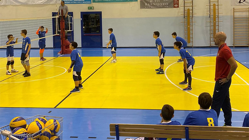 U14M - Rubicone vs B&P Volley