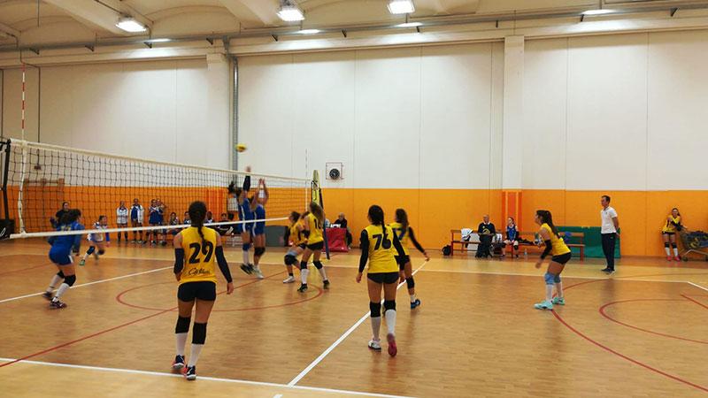 U18F - Rubicone vs Libertas